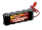 3036 Battery, RX Power Pack (5-cell flat style, NiMH, 1200mAh)