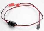 3038 Wiring harness, on-board radio system (includes on/off switch and charge jack) (Jato)