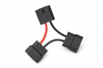3063X Wire harness, series battery connection (compatible with Traxxas® High Current Connector, NiMH only)