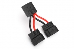 3064X Wire harness, parallel battery connection (compatible with Traxxas® High Current Connector, NiMH only)