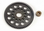 3164 Spur gear (64-Tooth) (32-Pitch) w/bushing