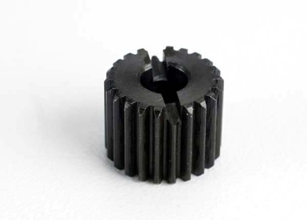 3195 Top drive gear, steel (22-tooth) Traxxas