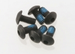 3347 Screws, 2.5x5mm button-head machine (hex drive) (6)