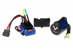 3350R Velineon® VXL-3s Brushless Power System, waterproof (includes VXL-3s waterproof ESC, Velineon 3500 motor, and speed control mounting plate (part #3725))