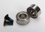 3372 Rebuild kit, Velineon® 380 (4x9x4mm ball bearings (2), 2x6mm CCS (with threadlock) (2), front shims (2))