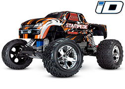 36054-1 Stampede: 1/10 Scale Monster Truck with TQ 2.4GHz radio system