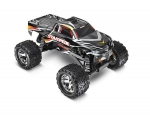 Black Stampede: 1/10 Scale Monster Truck with TQ 2.4GHz radio system