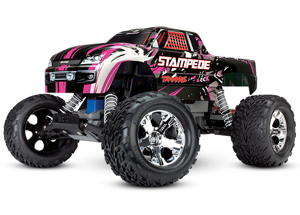 Traxxas Stampede 2wd 1 10 Rc Monster Truck Traxxas