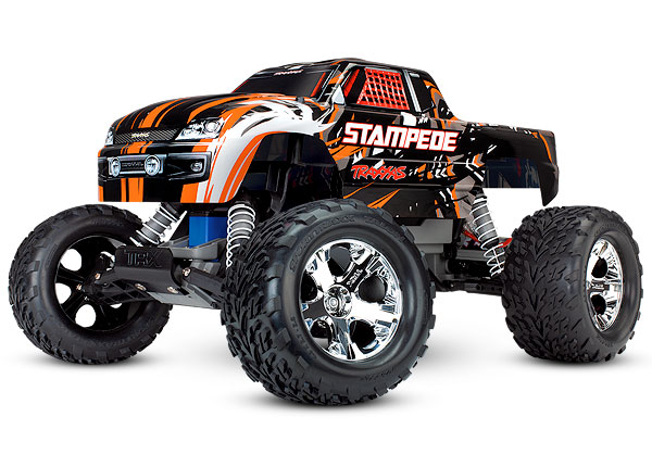 Traxxas Stampede® 2WD (#36054-4)
