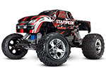 Red Stampede: 1/10 Scale Monster Truck with TQ 2.4GHz radio system
