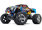Rock N Roll Stampede: 1/10 Scale Monster Truck with TQ 2.4GHz radio system