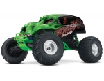 Green Skully: 1/10 Scale Monster Truck with TQ 2.4GHz radio system