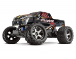Black Stampede VXL:  1/10 Scale Monster Truck with TQi Traxxas Link Enabled 2.4GHz Radio System & Traxxas Stability Management (TSM)