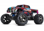 Hawaiian Stampede VXL:  1/10 Scale Monster Truck with TQi Traxxas Link Enabled 2.4GHz Radio System & Traxxas Stability Management (TSM)