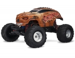 Bone Craniac®: 1/10 Scale Monster Truck with TQ 2.4GHz radio system