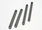 3641A Camber link set (plastic / non-adjustable ) ( front & rear) (grey)