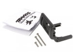 3677 Wheelie bar mount (1)/ hardware (black)