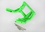 3677A Wheelie bar mount (1) / hardware (green)