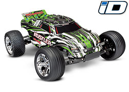 37054-1 Rustler®: 1/10 Scale Stadium Truck with TQ 2.4 GHz radio system