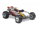 White Rustler: 1/10 Scale Stadium Truck with TQ 2.4 GHz radio system