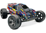 ROCK-N-ROLL SPD Rustler® VXL:  1/10 Scale Stadium Truck with TQi Traxxas Link™ Enabled 2.4GHz Radio System & Traxxas Stability Management (TSM)®