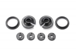 3768 Spring retainers, upper & lower (2)/ piston head set (2-hole (2)/ 3-hole (2))