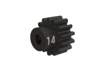 3944X Gear, 14-T pinion (32-p), heavy duty (machined, hardened steel)/ set screw