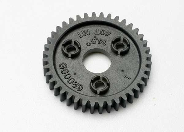 Traxxas 3955 Spur gear ,  40-tooth (1.0 metric pitch)