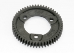 3956R Spur gear, 54-tooth (0.8 metric pitch, compatible with 32-pitch) (requires #6814 center differential)