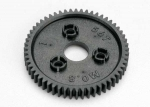 3957 Spur gear, 56-tooth (0.8 metric pitch, compatible with 32-pitch)
