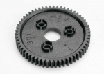3958 Spur gear, 58-tooth (0.8 metric pitch, compatible with 32-pitch)