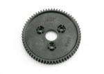 3960 Spur gear, 65-tooth (0.8 metric pitch, compatible with 32-pitch)