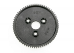 3961 Spur gear, 68-tooth (0.8 metric pitch, compatible with 32-pitch)