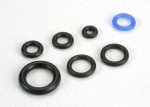 4047 O-ring set: for carb base/ air filter adapter/high-speed needle (2)/ low-speed spray bar (2)