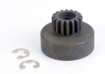4116 Clutch bell, (16-tooth)/5x8x0.5mm fiber washer (2)/ 5mm E-clip (requires #2728 - ball bearings, 5x8x2.5mm (2)