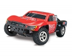 Chad Hord Nitro Slash: 1/10-Scale Nitro-Powered 2WD Short Course Racing Truck with TQ 2.4GHz radio system