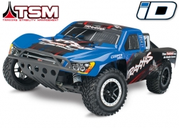 44056-3 Nitro Slash: 1/10-Scale Nitro-Powered 2WD Short Course Racing Truck with TQi Traxxas Link™ Enabled 2.4GHz Radio System and Traxxas Stability Management (TSM)®