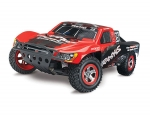 Mark Jenkins 25 Nitro Slash: 1/10-Scale Nitro-Powered 2WD Short Course Racing Truck with TQi Traxxas Link Enabled 2.4GHz Radio System and Traxxas Stability Management (TSM)