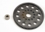 4472 Spur gear (72-Tooth) (32-pitch) w/bushing