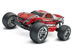 45104-1 Nitro Sport: 1/10-Scale Nitro-Powered 2WD Stadium Truck with TQ 2.4GHz radio system