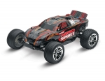 Black Nitro Sport: 1/10-Scale Nitro-Powered 2WD Stadium Truck with TQ 2.4GHz radio system