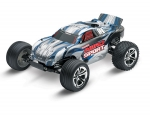 Silver Nitro Sport: 1/10-Scale Nitro-Powered 2WD Stadium Truck with TQ 2.4GHz radio system