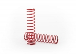 4649R Springs, red (for big bore shocks) (2.5 rate) (2)
