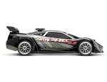 Black Nitro 4-Tec:  1-10 Scale Nitro-Powered 4WD Supercar with TQi 2.4GHz Radio System and Traxxas Link Wireless Module