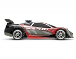 Red Nitro 4-Tec:  1-10 Scale Nitro-Powered 4WD Supercar with TQi 2.4GHz Radio System and Traxxas Link Wireless Module