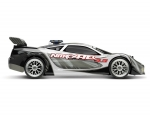 White Nitro 4-Tec:  1-10 Scale Nitro-Powered 4WD Supercar with TQi 2.4GHz Radio System and Traxxas Link Wireless Module