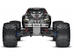 Black T-Maxx 3.3:  1/10 Scale Nitro-Powered 4WD Maxx Monster Truck with TQi 2.4GHz Radio System and Traxxas Link Wireless Module