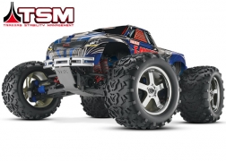 49077-3 T-Maxx® 3.3:  1/10 Scale Nitro-Powered 4WD Maxx® Monster Truck with TQi 2.4GHz Radio System, Traxxas Link™ Wireless Module, and Traxxas Stability Management (TSM)®