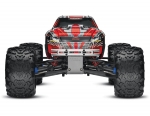 Red T-Maxx® 3.3:  1/10 Scale Nitro-Powered 4WD Maxx® Monster Truck with TQi 2.4GHz Radio System, Traxxas Link™ Wireless Module, and Traxxas Stability Management (TSM)®