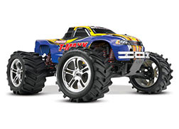 49104-1 T-Maxx® Classic: 1/10-Scale Nitro-Powered 4WD Maxx® Monster Truck with TQ 2.4GHz radio system